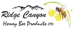 Ridge Canyon Honey Bee Products Logo